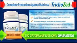 TrichoZed Review 2018 - Buy TrichoZed - Best Hair Loss Pills With 100% Satisfaction Guaranteed