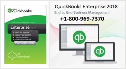 QuickBooks Enterprise Customer Support Number 1-800-969-7370